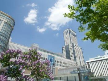 JRタワーホテル日航札幌のサイト画像