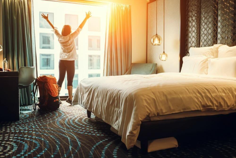 誰よりも早く、希望のホテルを予約しよう